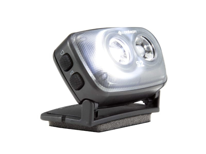 Lampe double éclairage LED Suprabeam S2